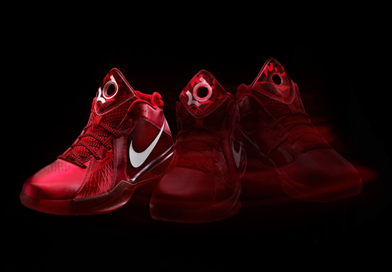 new kevin durant shoes 2011. Kevin Durant NBA All-Star 2011